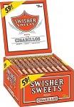 Swisher Sweets Cigarillos Peach  Box ( 59c)