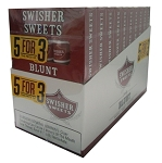Swisher Sweets Blunt Cigars 5FOR3 Pack