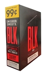 Swisher Sweets Tip BLK Cherry Cigarillos Foil Pre-Priced
