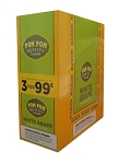 Pom Pom Cigarillos White Grape Foil Pre-Priced