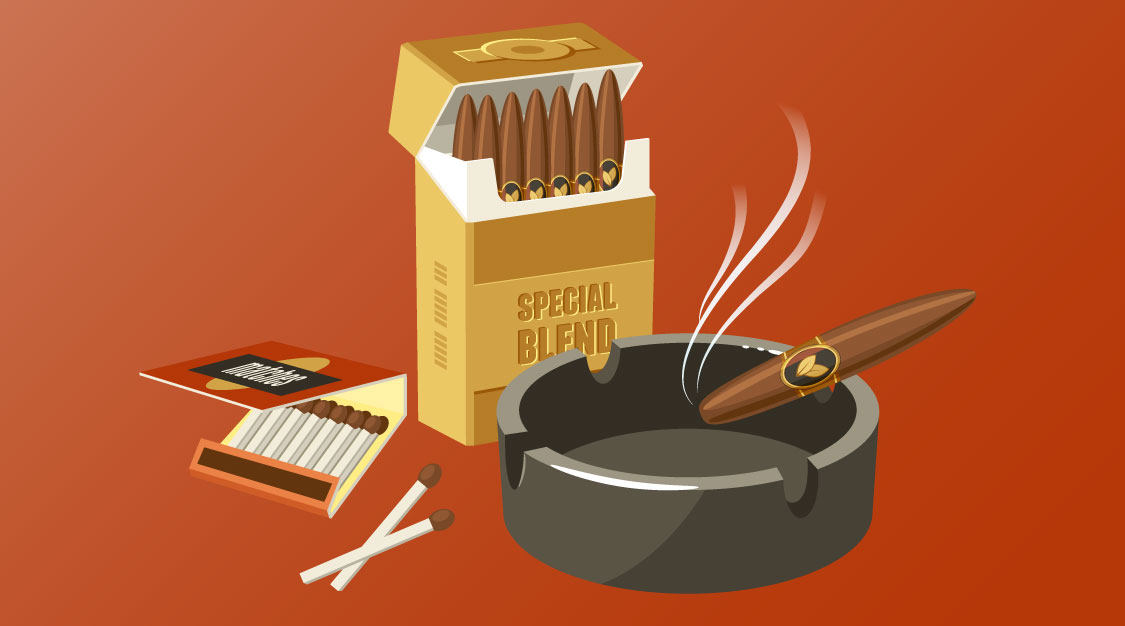 Do you know how to roll a Cigar?