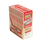 Black & Mild Cigarillos Sweet Wood Tip Pack