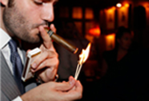 Stop Lighting Your Stogies With Matches!