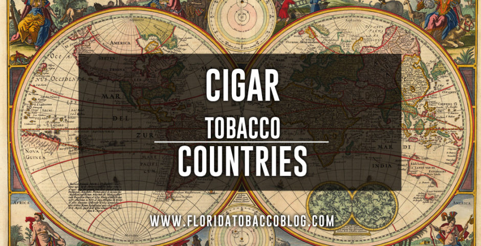 Cigar Tobacco Countries & Growing Regions