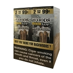 Good Times Sweet Woods Cigars 2x99 - Russian Cream 2 Pack