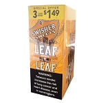Swisher Sweets LEAF Cigars - Honey Pre-Priced