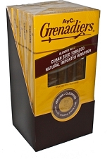 AYC Grenadiers Natural Dark Pack Cigars 5x6 Pack (30ct)