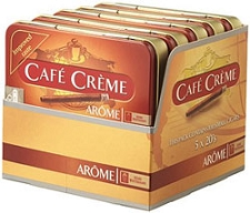 Cafe Creme Cigarillos Arome