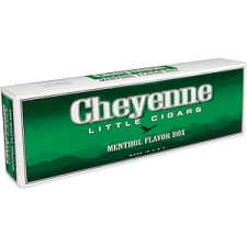 Cheyenne Filtered Cigars Menthol