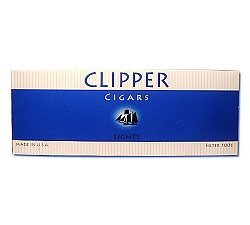Clipper Filtered Cigars Lights