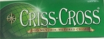 Criss Cross Filtered Cigars Menthol