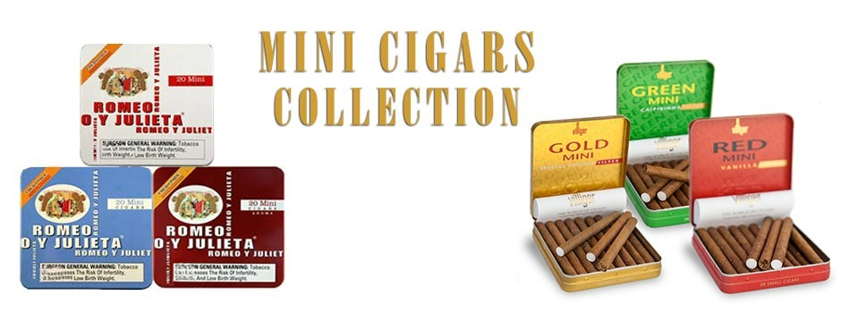Our Mini Cigars Collection