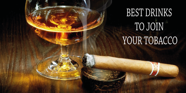 Drinks that increase the pleasure of smoking