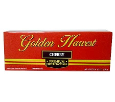 Golden Harvest Filtered Cigars Cherry