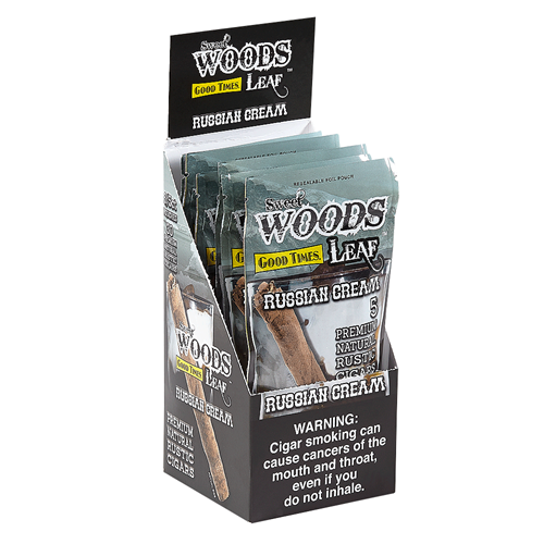 Good Times Cigarillos Sweet Woods 6x5 - Sweet for Sale | Florida Tobacco  Shop