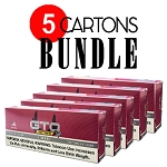 GTO Filtered Cigars Cherry - BUNDLE 5