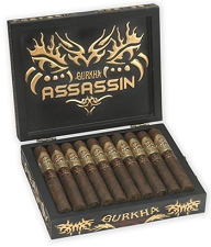 Gurkha Assassin Robusto Cigars
