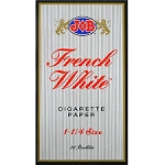 JOB French White Cigarette Paper 1 1/4