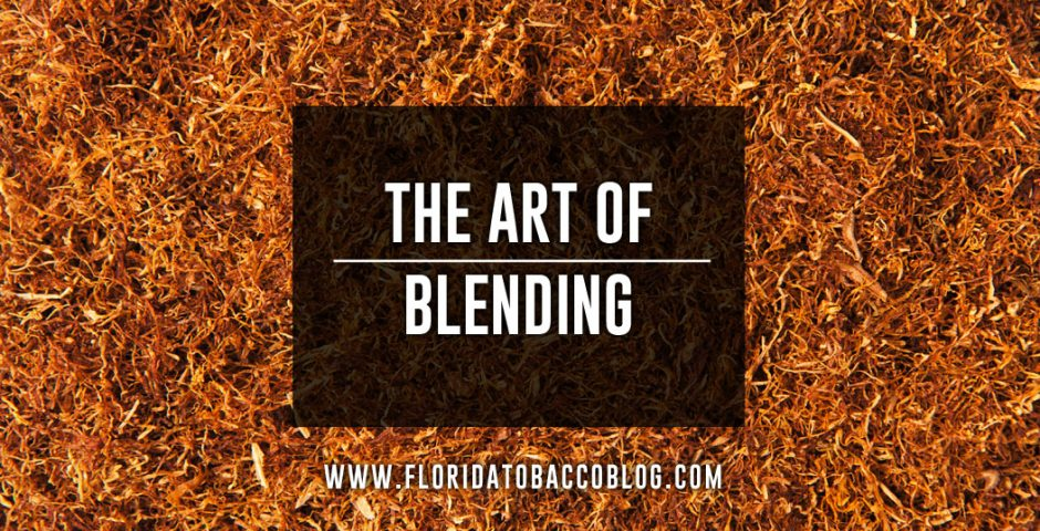 The Art of Tobacco Blending