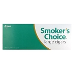 Smokers Choice Filtered Cigars Green