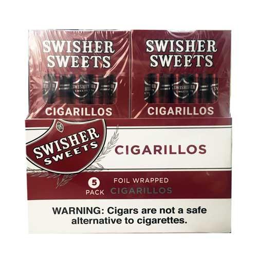 Swisher Sweets Cigarillo Regular 5 Pack  5for3