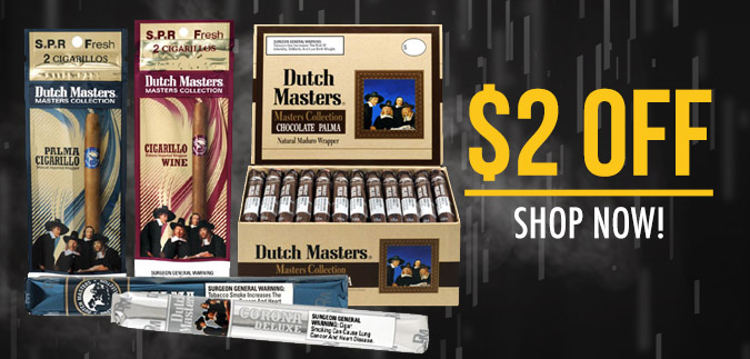 Dutch Masters Cigars For Sale Here