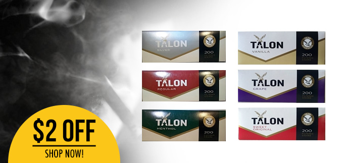Talon Filtered Cigars Are Here to Stay