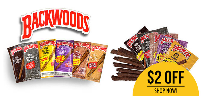 Backwoods Cigars have arrived
