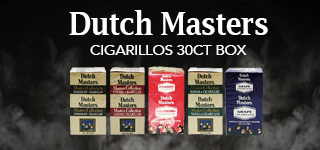 Dutch Masters Cigarillos and Palma