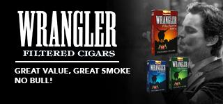 Wrangler Filtered Cigars