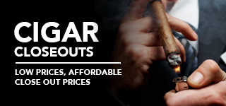 Cigar Closeout and Specials