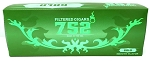 752 Filtered Cigars GREEN (Menthol)