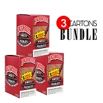 Backwoods Sweet Aromatic Cigars Bundle 3