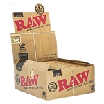 Raw Classic Natural Unrefined Rolling Paper - 1.5