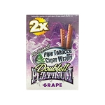 Double Platinum Blunt Wraps Grape