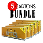 GTO Filtered Cigars Gold - BUNDLE 5