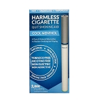 Harmless Cigarette Hard Tip - Cool Menthol  (quitting smoking alternative)