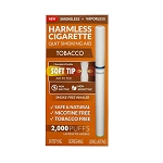 Harmless Cigarette Soft Tip - Tobacco  (quitting smoking alternative)