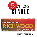 Richwood Filtered Cigars Wild Cherry Bundle5