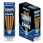 Show Blunt Cone Cigar Blueberry