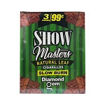 Show Master 3x99 Pack - Diamond Gem