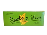 Smoke a Leaf Filtered Cigars Menthol