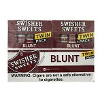 Swisher Sweets Blunt Cigars Twin Pack