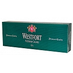 Westfort Filtered Cigars Menthol