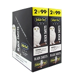 White Owl Cigarillos Foil Black Pre-Priced