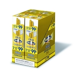 White Owl Cigarillos Foil Fresh Gold Pre-Priced