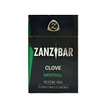 Zanzibar Filtered Clove Cigars - Menthol (Single Pack)
