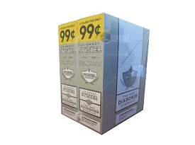 Swisher Sweets Cigarillos Foil Pack Diamonds Pre-Priced