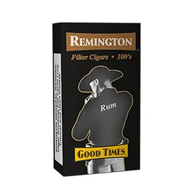 Remington Filtered Cigars Rum
