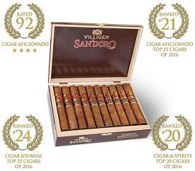 Villiger San'Doro Colorado Churchill 20 Ct